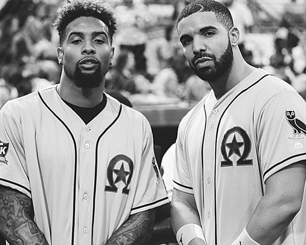 Image result for drake visit odell