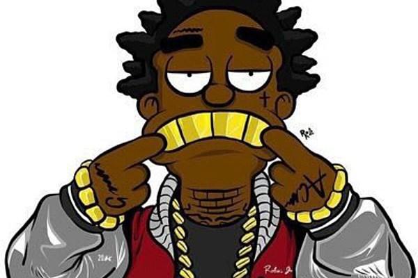Kodak Black Announces 'Lil B.I.G. Pac' Mixtape - XXL