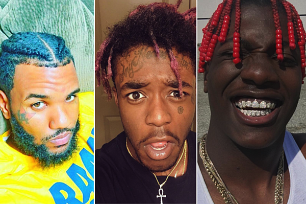 22 Photos of Rappers With Wild Hairstyles - XXL