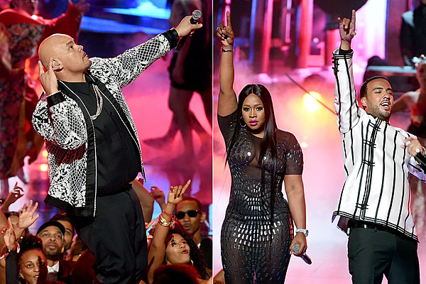 Fat Joe, Remy Ma and French MontFat Joe, Remy Ma and French Montana Perform