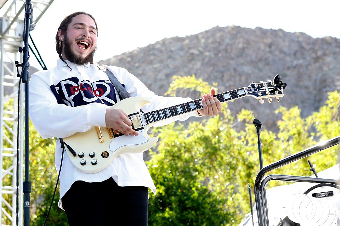 Post Malone Orders $8,000 Worth  Popeyes for 2017 Coachella Party