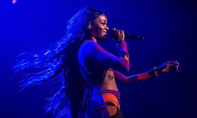 Azealia Banks Drops Two Versions  New Song 'Escapades' -