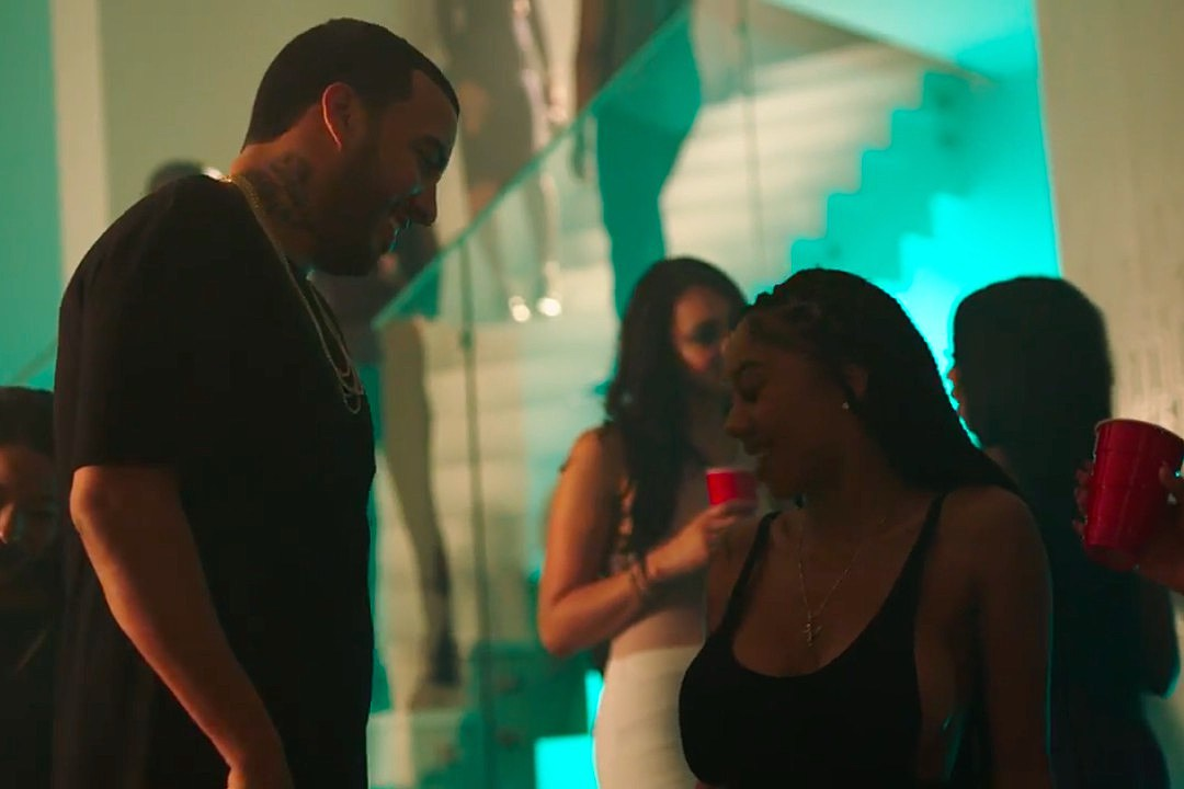 """French Montana and Candice Boyd Have a """"Damn Good Time"""" in New Video"""