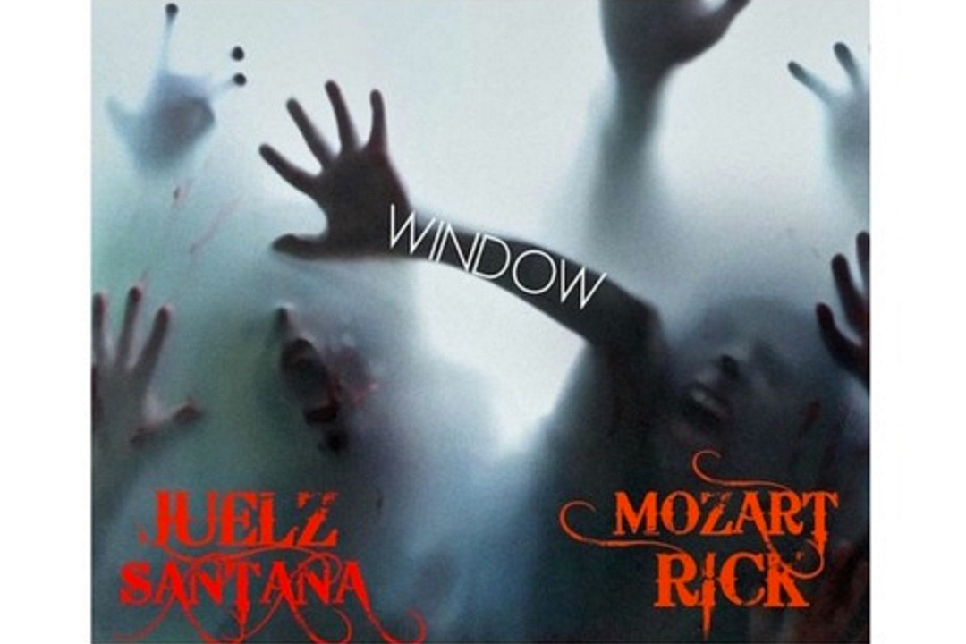 "Juelz Santana Remixes Mozart Rick's ""Window"""