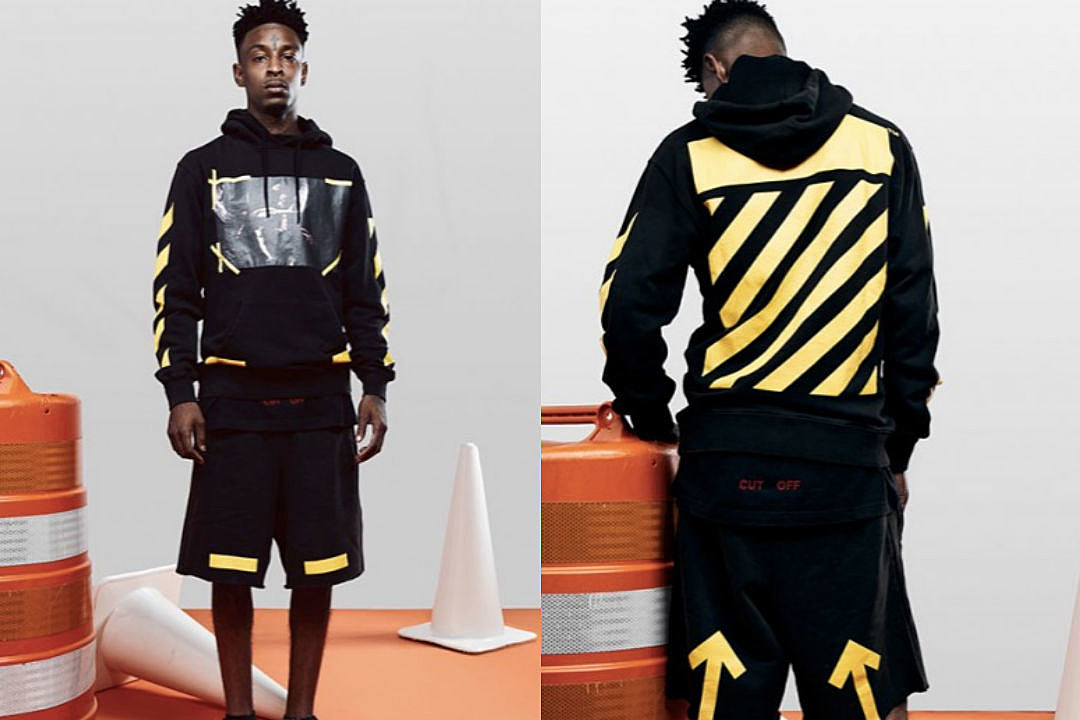 21 Savage Is the Face of Off-White's 2016 Fall/Winter ... Quotes About Being Young And Reckless