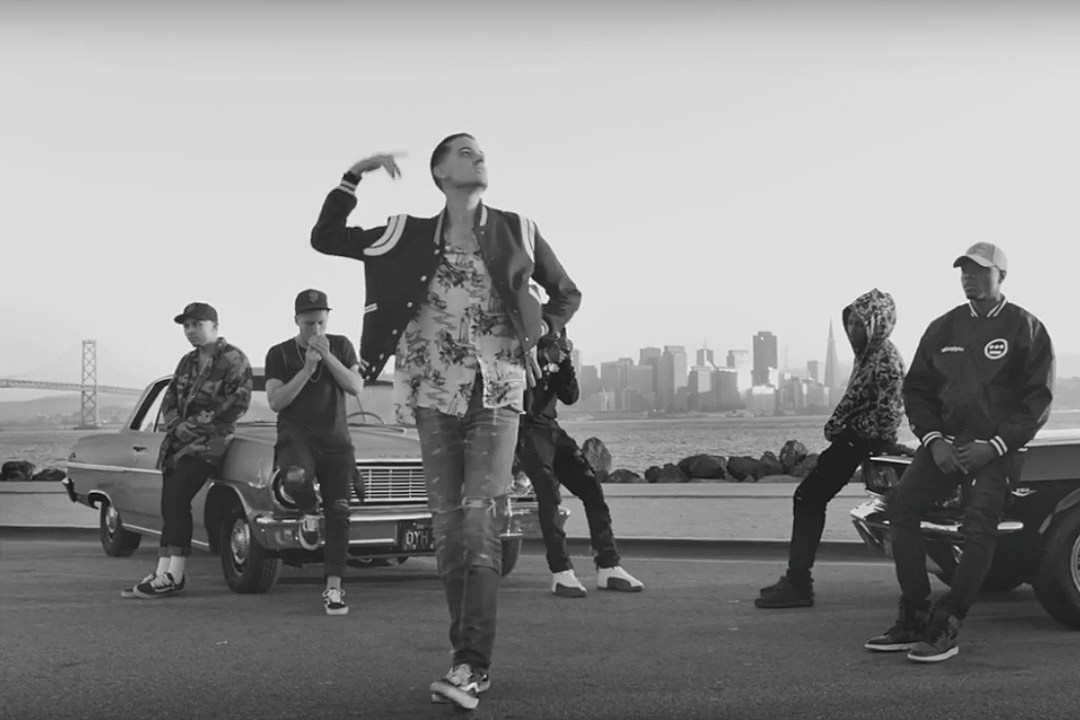 G-Eazy Takes a Tour of Oakland in 'Calm Down' Video