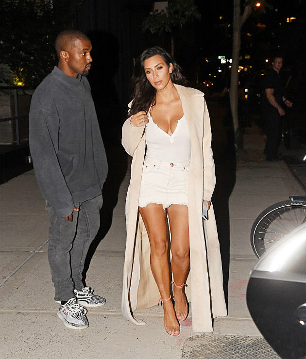 Kanye West Previews Zebra Yeezy Boost 550 Kanye West Clothing Line