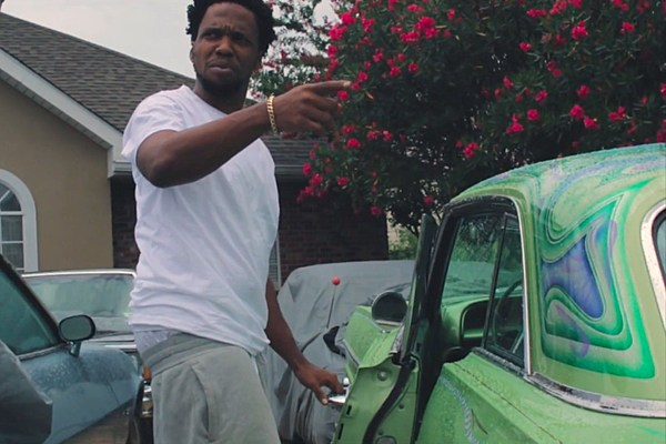 Currensy Previews New Music in 'Raps N Lowriders' Documentary - XXL