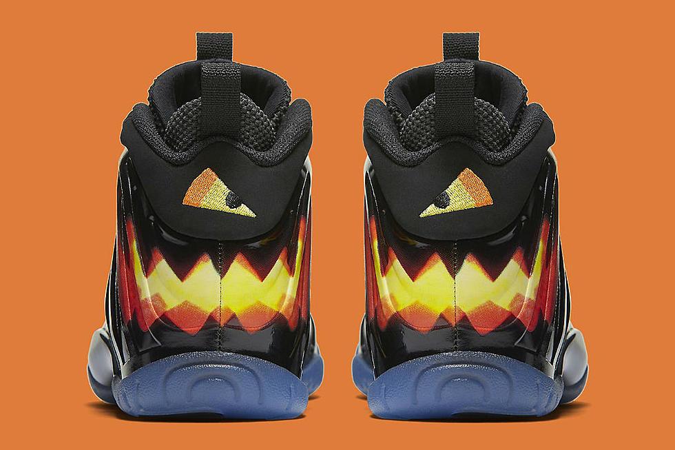 Nike Foamposite Pro Halloween