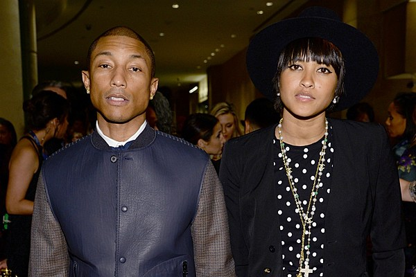 Pharrell And His Wife Are Expecting Another Baby
