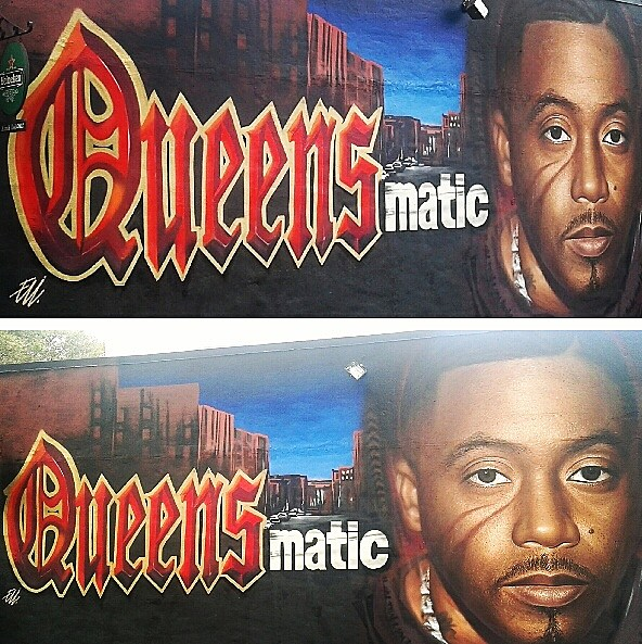 nas mural appears in queensbridge xxl