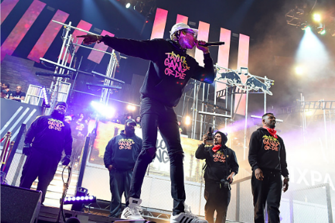 Wiz Khalifa's Taylor Gang Signs Official Label Deal With Atlantic ...