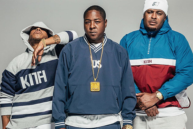 The LOX Shed Light on Their Pain for New Song 'Hit a Roach' -