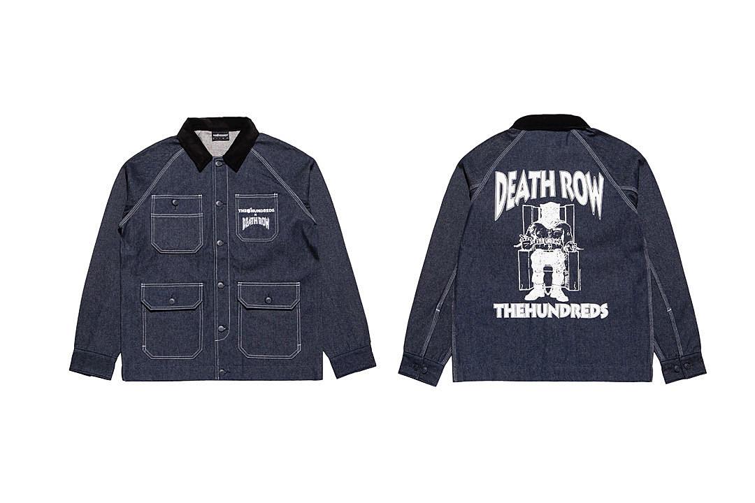 The Hundreds x Death Row Records