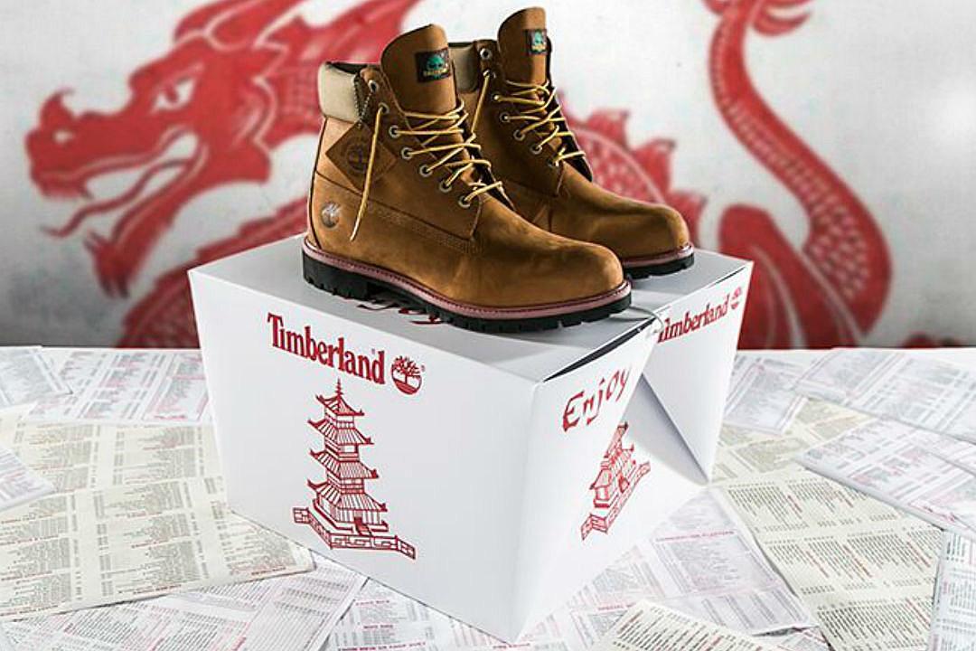 timberland chinese edition