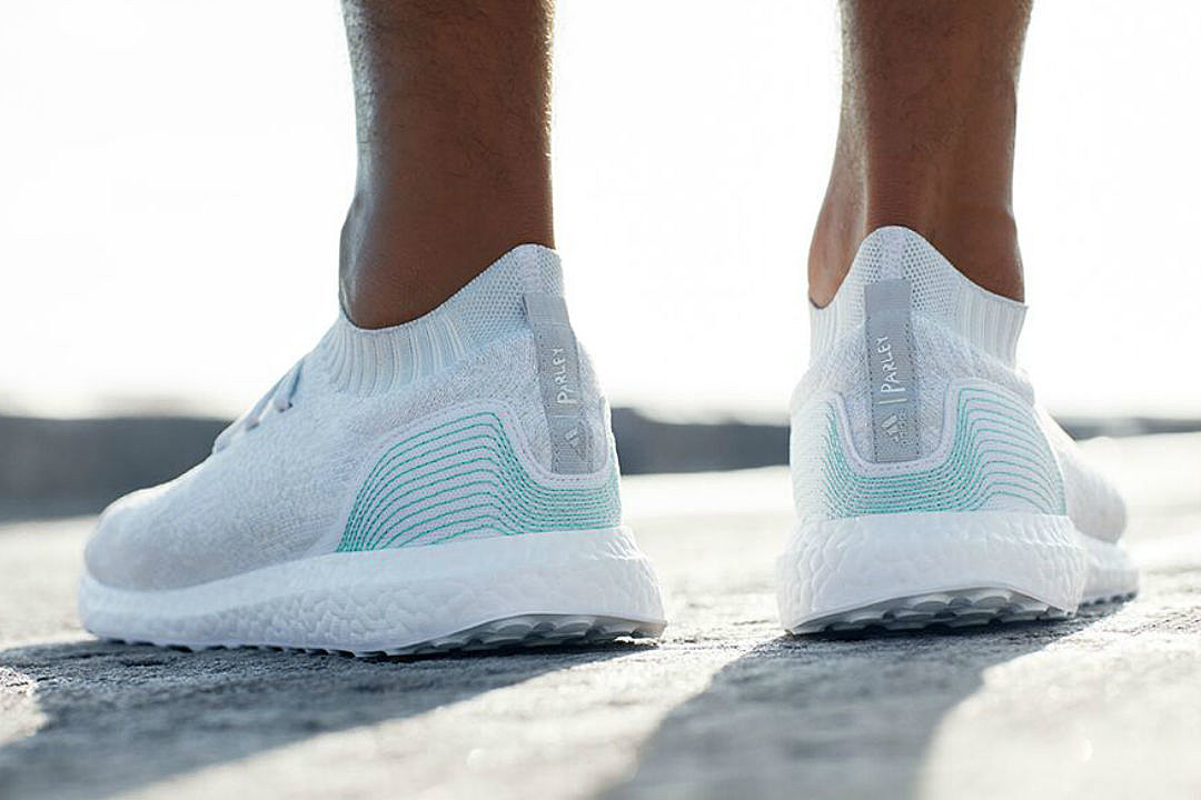 Adidas and Parley for the Oceans Unveil First Performance Apparel and  Footwear Collection - XXL