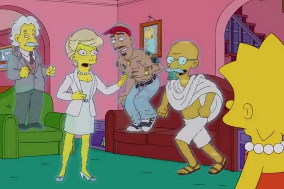 7 Times Rappers Appeared On The Simpsons