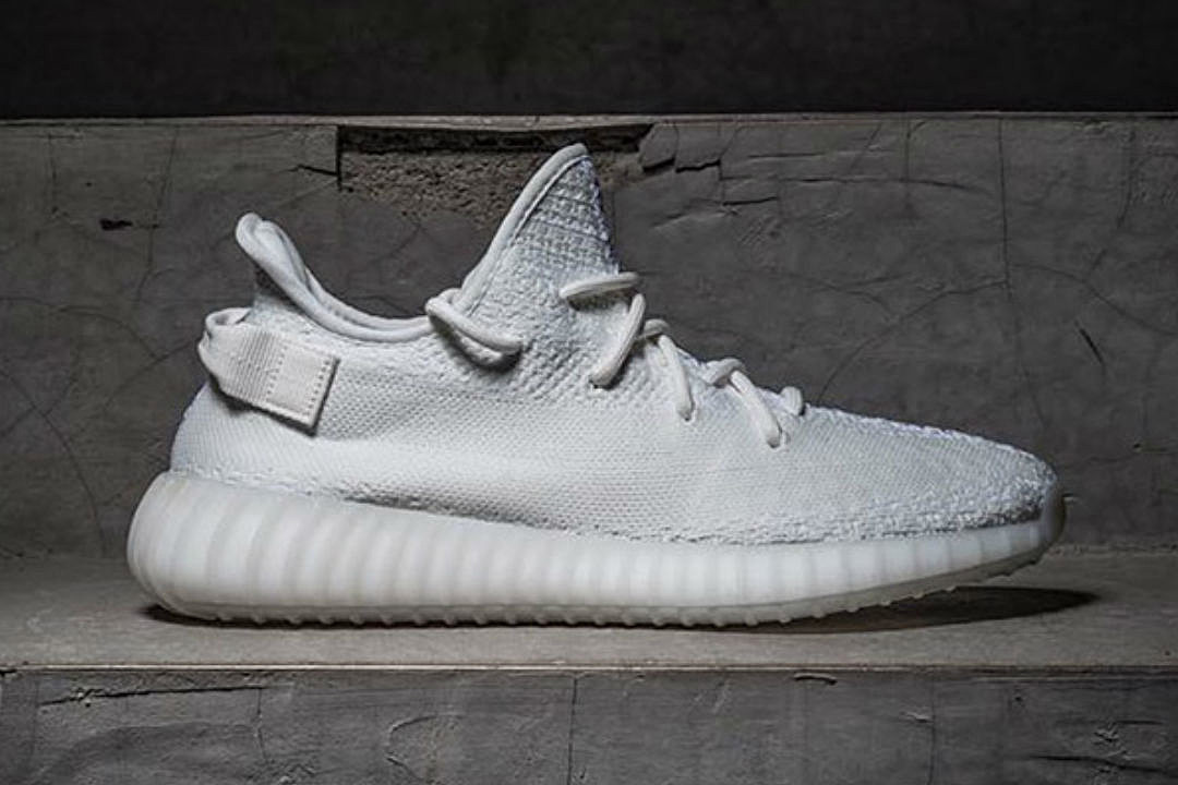 Here's Every Store in the World That Will Sell the 'Zebra' Yeezy Boosts