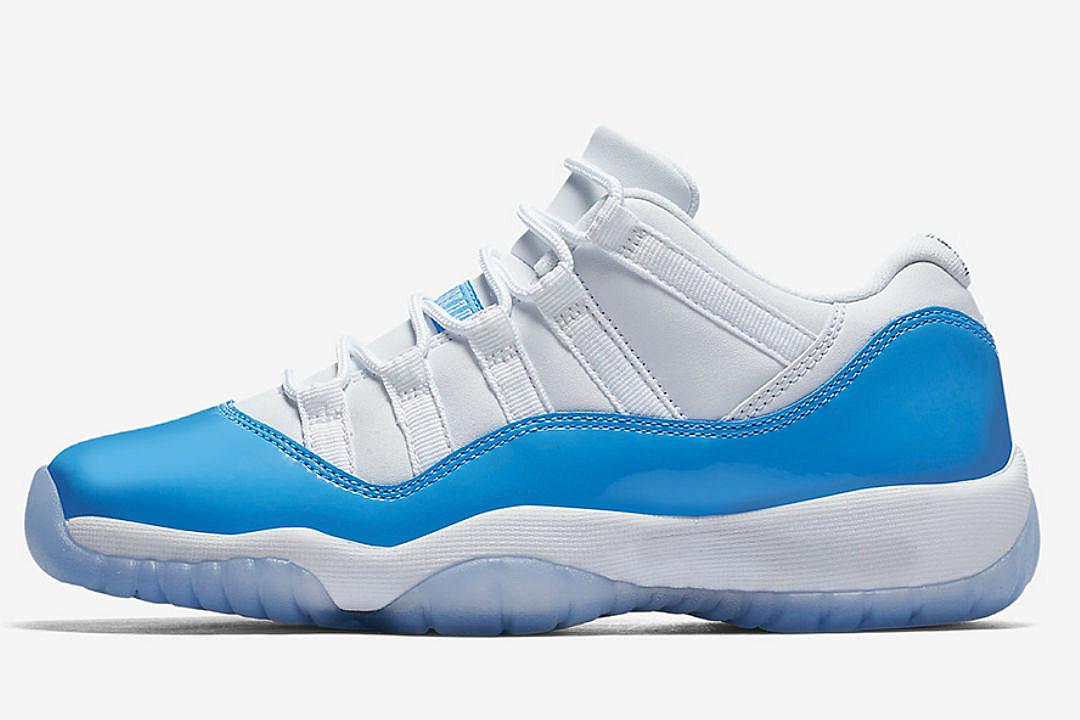 Air Jordan Unc Shoes