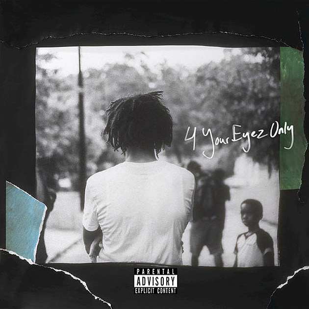 Image result for j cole 4 your eyes new vinyl art