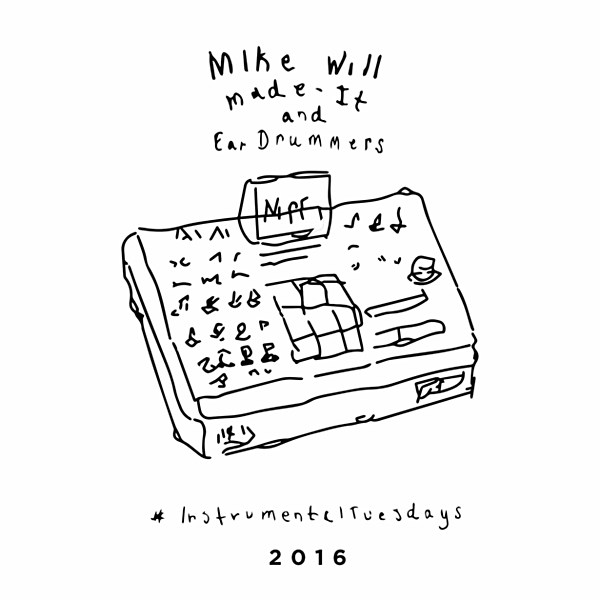 23 mike will made it instrumental s