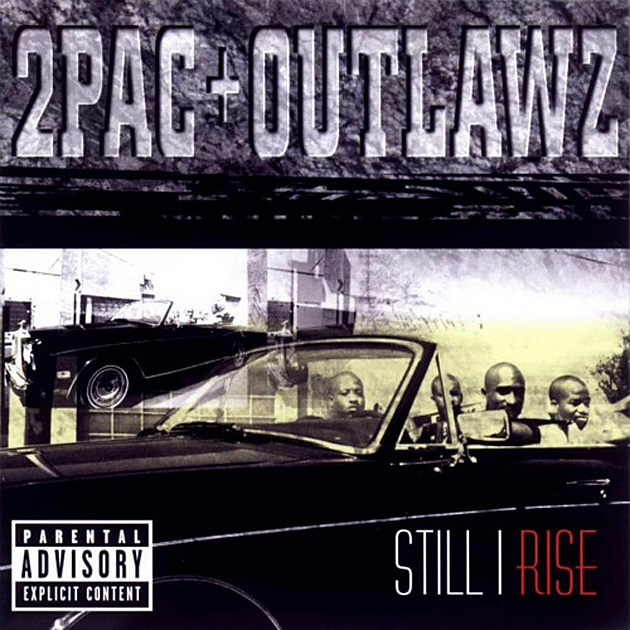 today in hiphop 2pac and the outlawz drop still i rise