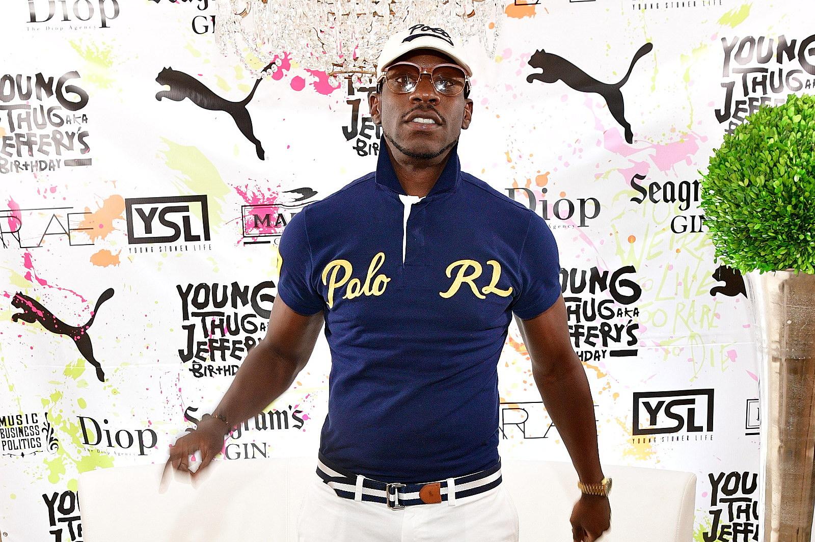 Blue dress rapper vicious