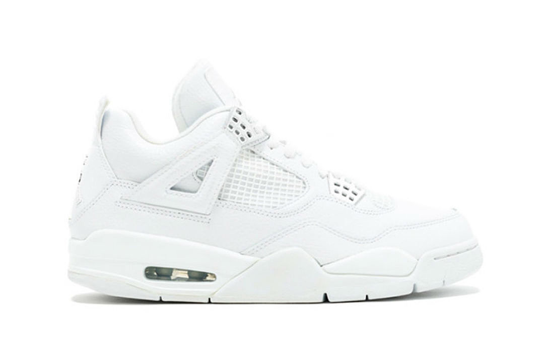 air jordan 4 pure money to release in spring xxl. Black Bedroom Furniture Sets. Home Design Ideas