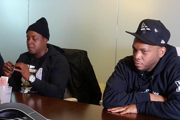 Hip hop ghostwriters list