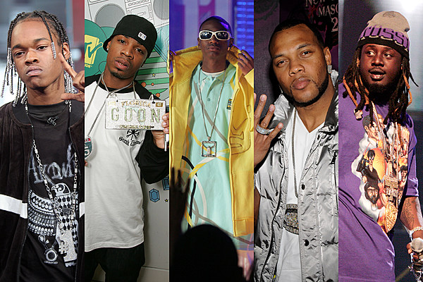 25 Hip-Hop Songs Turning 10 in 2017 - XXL