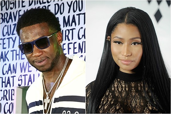 Gucci Mane and Nicki Minaj Reunite - XXL