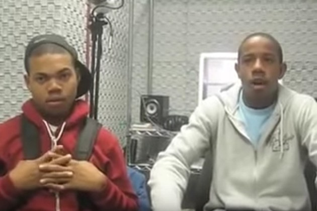 Watch a Rare Interview With 15-Year-Old Chance The Rapper