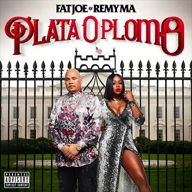 Fat Joe and Remy Ma Make a Triumphant Return With 'Plata O Plomo'
