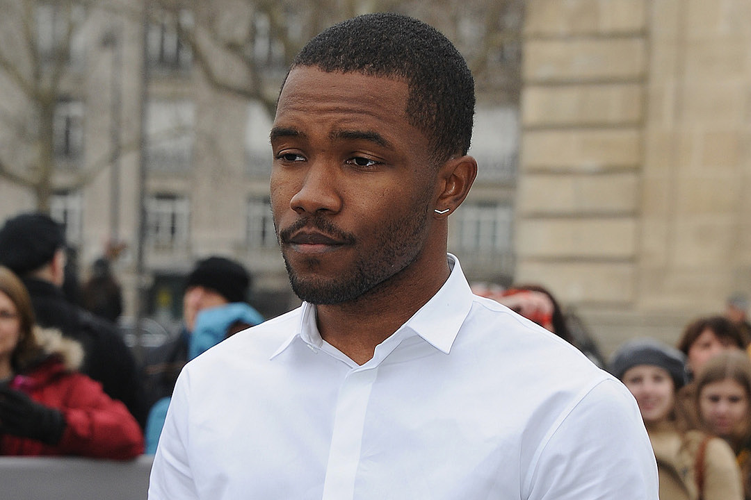 Frank Ocean Cancels Two Upcoming Festival Performances