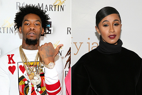 Who Is Cardi B Dating: Offset And Cardi B Dating Rumors Start