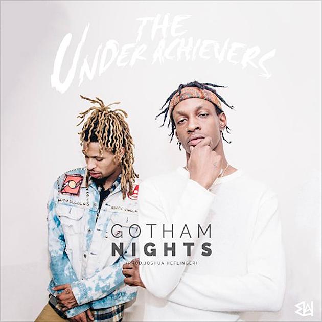 The Underachievers Gotham Nights MP3 Download