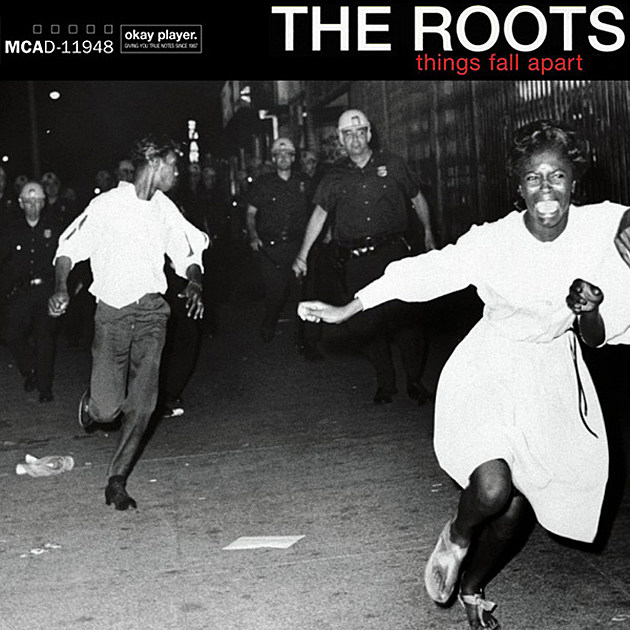 Today In Hip Hop The Roots Drop Things Fall Apart Xxl