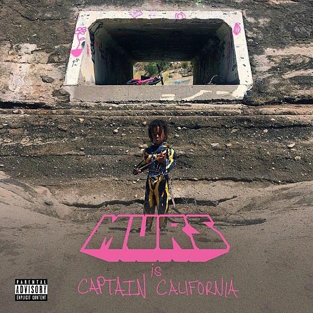 Stream Murs' 'Captain California' Album -