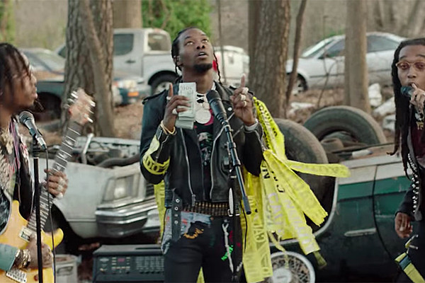 Migos Live Like Rockstars in Their 'What The Price' Video - XXL