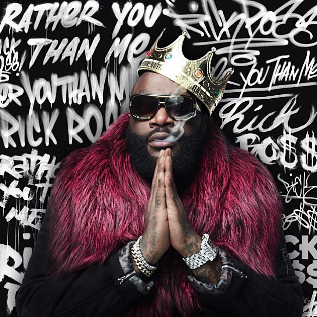 Rick Ross disses Nicki Minaj & Birdman on new album
