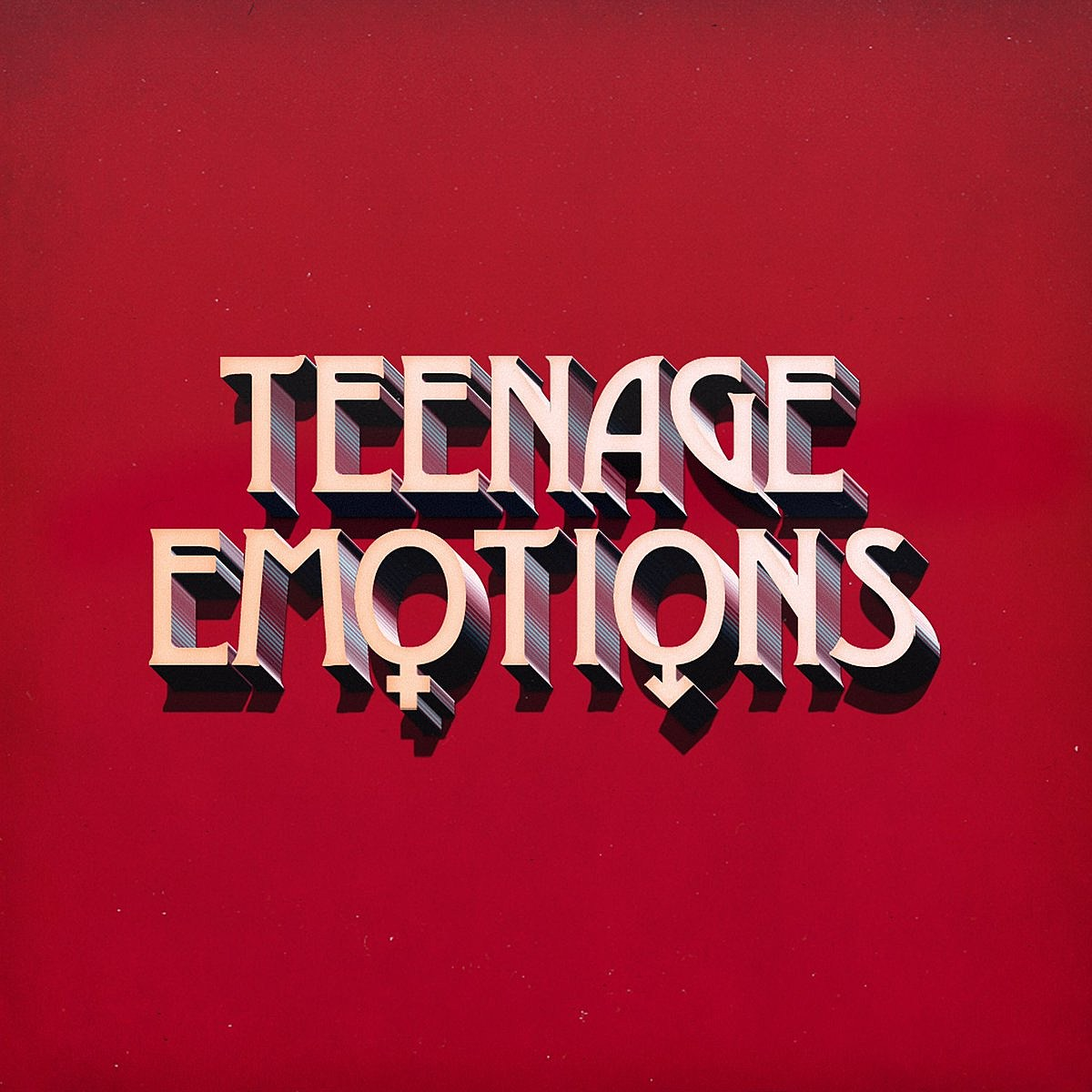 Teenage Emotions logo by Mihailo Andic