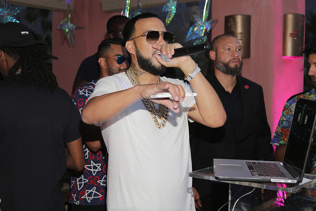 French Montana's Birthday Party Ends With a Fight