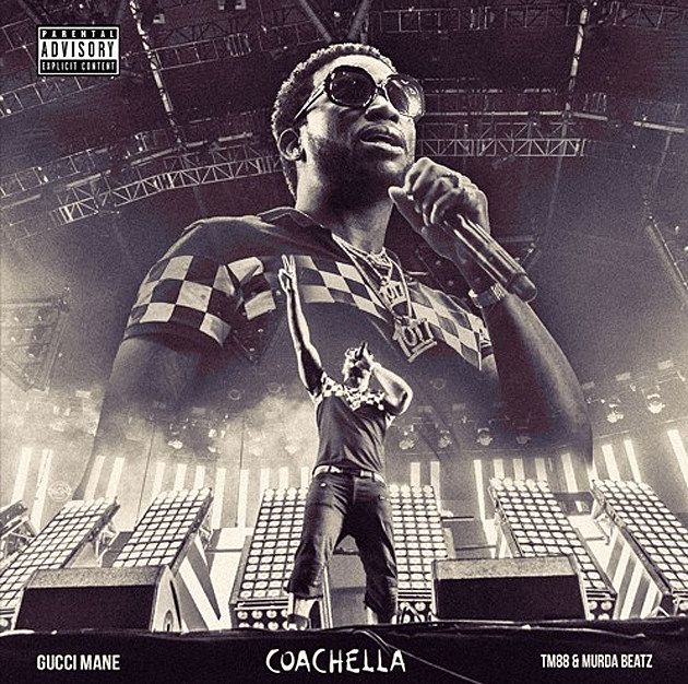 Gucci Mane Reminisces About His Time at 'Coachella' for New Song -
