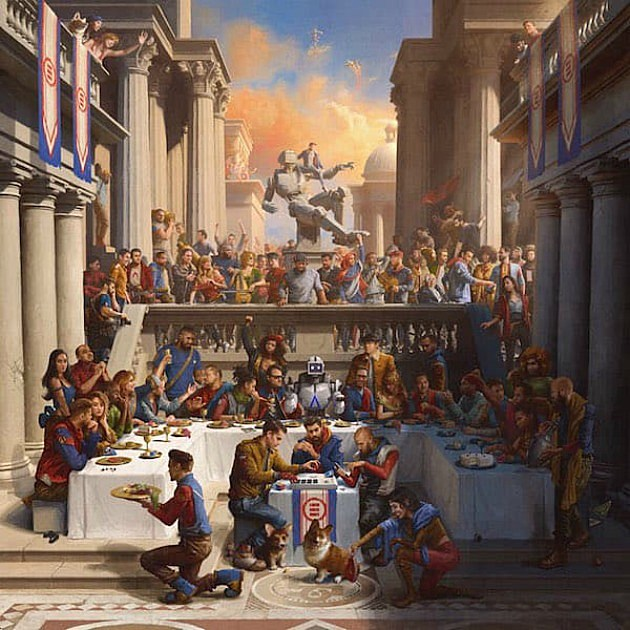 Here's the Tracklist for Logic's New Album 'Everybody'