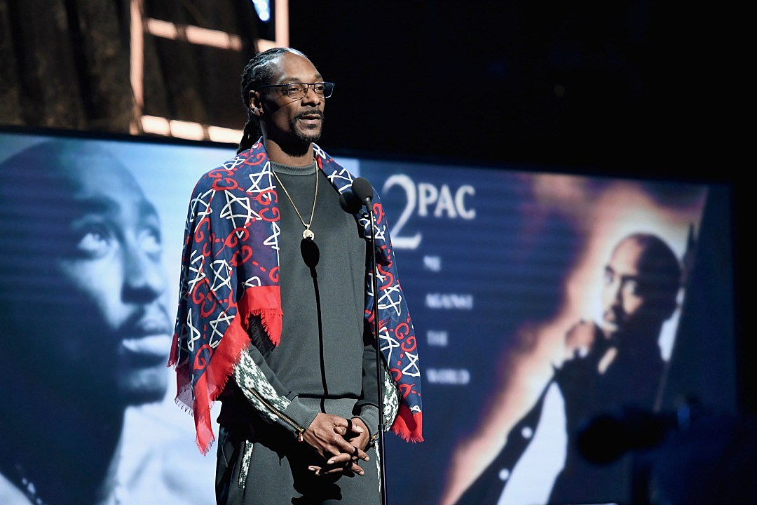 Read Full Transcript of Snoop Dogg's 2Pac Speech at 2017 Rock and Roll Hall of Fame Induction Ceremony - XXL