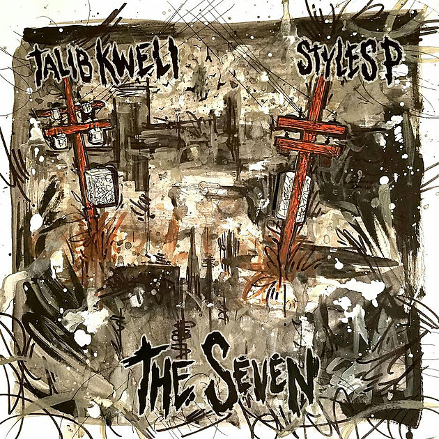 Talib Kweli and Styles P Link With Jadakiss, Sheek Louch and NIKO for 'Nine Point Five' -