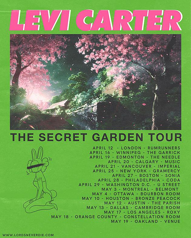 The Secret Garden Tour