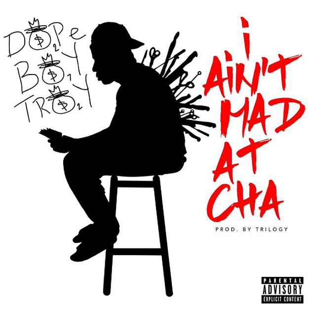 Troy Ave Takes Shots at Casanova on New Song 'I Ain't Mad at Cha' -