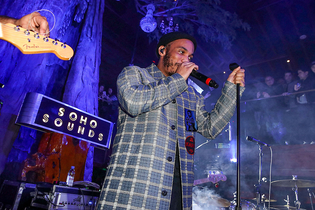 Anderson .Paak Is Working on New Music With Bruno Mars, Nile Rodgers and Disclosure