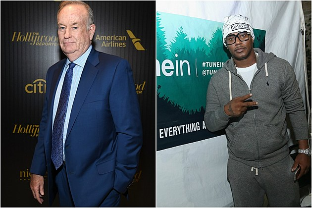 Here Are 10  Bill O'Reilly's Most Infamous Hip-Hop Moments